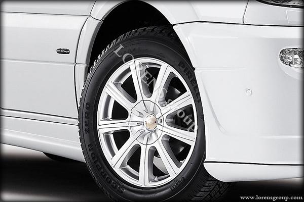 колесные диски для Mercedes-Benz Sprinter VIP