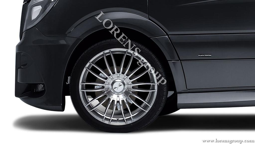 vip диски для для Mercedes-Benz Sprinter 2014